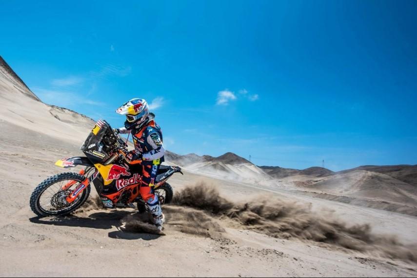 Die Dakar-Rallye
